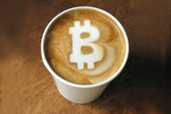 Can I pay with Bitcoin for my latte?